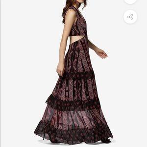 Alec Les Filles Rosie Tiered Maxi Dress